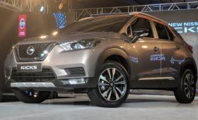 Продажи Nissan Kicks, переехавшего на шасси Renault Duster, стартуют в январе 2019 года