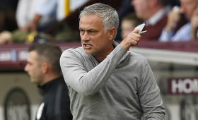 Моуринью учуял крота в«Манчестер Юнайтед»