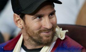 «Барселона» заявила Месси наматч с«Интером»